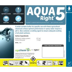 Aqua Right 5