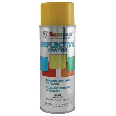 Reflective Paint (Yellow) | One Stop Golf