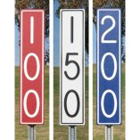 Routex_Distance Markers - Driving Range Distance Marker_Vertical