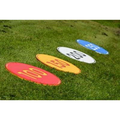 Routex_Fairway Distance Markers_Round