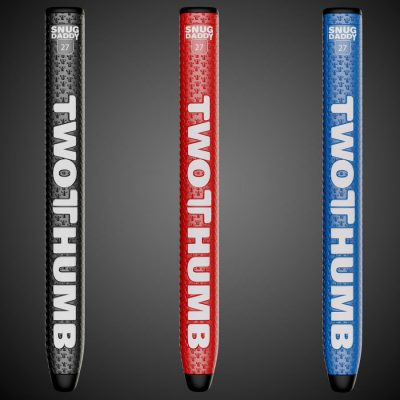 TwoThumb Putter Grips